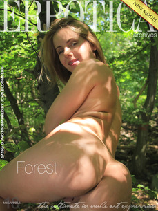 Errotica Archives - Sasha D - Forest by John Bloomberg