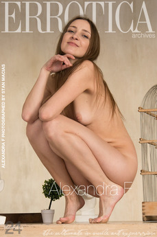 ErroticaArchives - Alexandra F - Alexandra F by Stan Macias