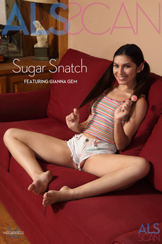 ALSScan - Gianna Gem - Sugar Snatch by Als Photographer