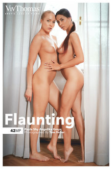 VivThomas - Paula Shy,Angelika Greys - Flaunting by Nik Fox