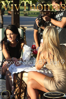 VivThomas - Lexi Lowe,Paige Turnah,Nicole Smith,Samantha Bentley - Story of She 2 BTS Part 9 by Viv Thomas