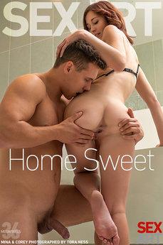SexArt - Mina, Corey - Home Sweet by Tora Ness