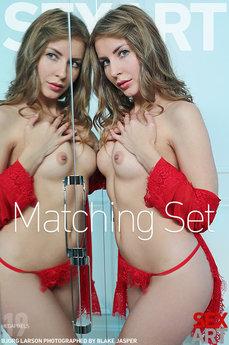 SexArt - Bjorg Larson - Matching Set by Blake Jasper