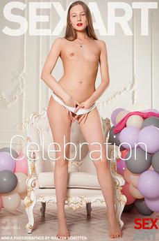 Sex Art - Nimfa - Celebration by Walter Schotten