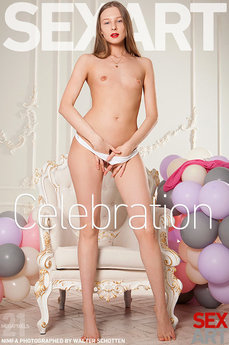 SexArt - Nimfa - Celebration by Walter Schotten