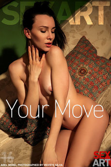 SexArt - Adel Morel - Your Move by Vicente Silva