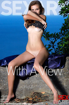 SexArt - Elle Tan - With A View by Matiss