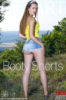 SexArt - Hailey - Booty Shorts by Matiss