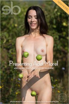 EroticBeauty - Adel Morel - Presenting Adel Morel by Marlene