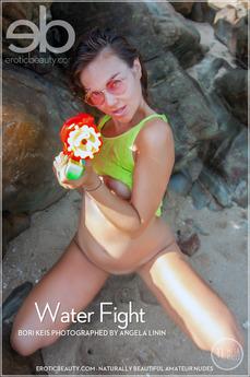 EroticBeauty - Bori Keis - Water Fight by Angela Linin