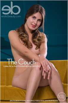 EroticBeauty - Luna Pica - The Couch by Nudero