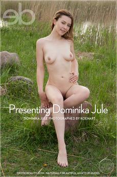 EroticBeauty - Dominika Jule - Presenting Dominika Jule by Koenart