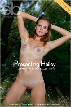 EroticBeauty - Hailey - Presenting Hailey by Alex Matiss