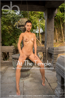 Erotic Beauty - Jazz - At The Temple by Charles Hollander