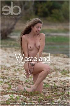 Erotic Beauty - Mika A - Wasteland by Marlene