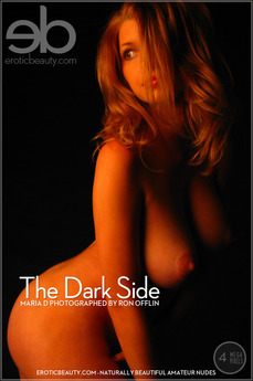 Erotic Beauty - Maria D - The Dark Side by Ron Offlin