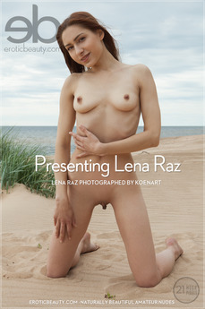Erotic Beauty - Lena Raz - Presenting Lena Raz by Koenart