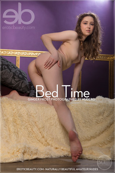 EroticBeauty - Ginger Frost - Bed Time by Nudero