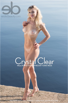 Erotic Beauty - Mila N - Crystal Clear by Tora Ness