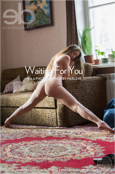 Erotic Beauty - Mika A - Waiting For You by Marlene