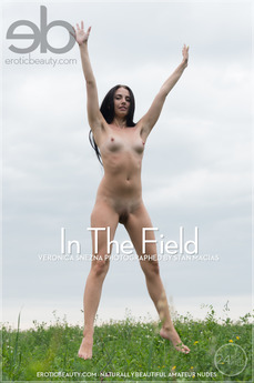 Erotic Beauty - Veronica Snezna - In The Field by Stan Macias