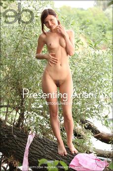 Erotic Beauty - Arian - Presenting Arian by Yann