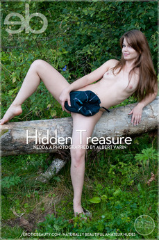 EroticBeauty - Nedda A - Hidden Treasure by Albert Varin