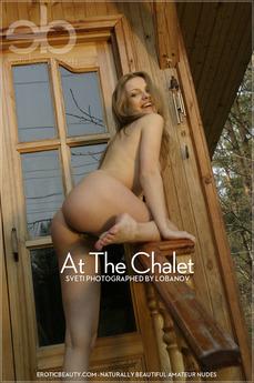 EroticBeauty - Sveti - At The Chalet by Lobanov