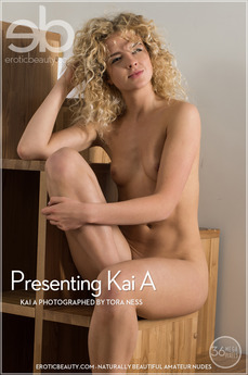 Erotic Beauty - Kai A - Presenting Kai A by Tora Ness