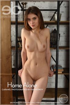 EroticBeauty - Caramel - Home Alone by Paramonov