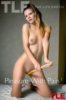 TheLifeErotic - Elina De Lion - Pleasure With Pain 1 by Nick Twin