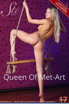 Queen Of Met-Art