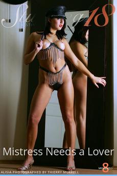 Mistress needs a slave