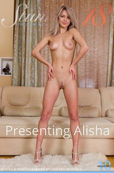 Presenting Alisha