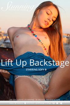 Lift Up Backstage