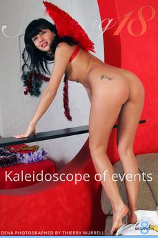Kaleidoscope of events