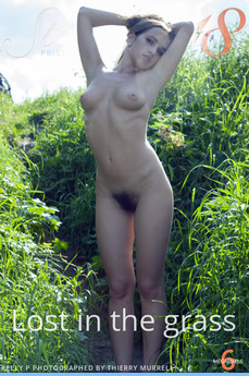 Lost in the grass