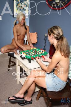 Foosball Strip-Off