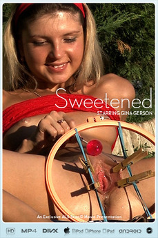 Sweetened