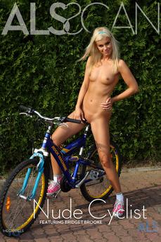 Nude Cyclist