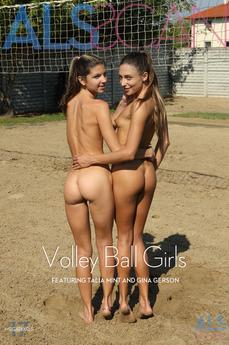Volley Ball Girls