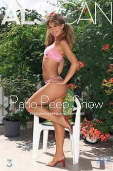 Patio Peep Show