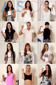 """""""Budapest 2015 Casting"""""""