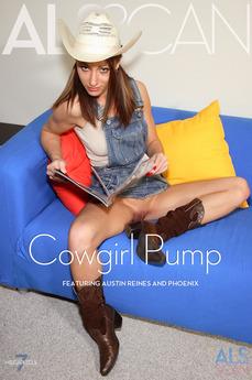 Cowgirl Pump