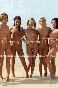 Group Shots & BTS