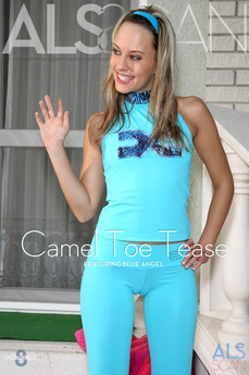 Camel Toe Tease