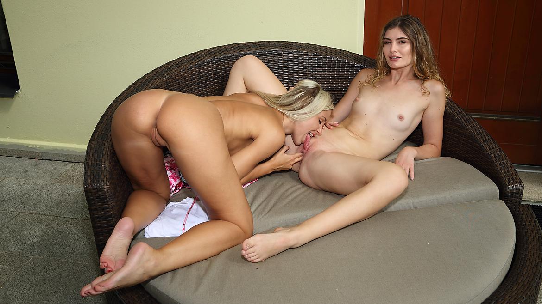 Candice Demellza and Lola - Coffee Date