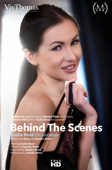 Behind The Scenes: Sasha Rose On Location