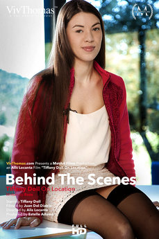 Behind The Scenes: Tiffany Doll on Location