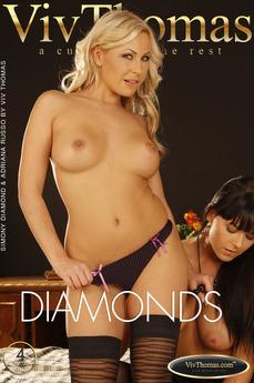 """""""Simony Diamond & Adriana Russo"""""""